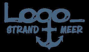 Logo Strand und Meer